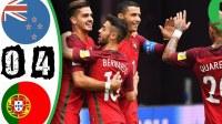 [Confederations Cup组3]NZL 0-4 POR - Highlights