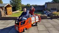 全球最酷舅舅, 花三个月为小外甥造了一辆卡车!