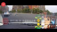 交通事故合集中国国内20170625行车记录仪监控实拍下最新交通事故车祸瞬间现场视频集锦