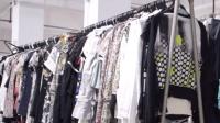阿邦服装批发-品牌剪标杂款尾货100件一份--603期
