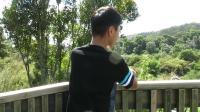 蒂普亚罗地热景观之一沸腾泥浆池