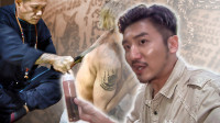 第一百零四集 金钟罩般的古法刺青 泰国