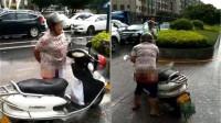 女子将排泄物抹遍车身拒被扣车