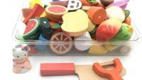 【水果切切看玩具】凯蒂猫玩转水果切切看 HelloKitty切水果过家家