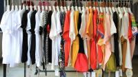汇美服装批发-时尚夏款女装上衣t恤30件起批--680期