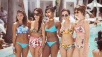 2018迈阿密泳装周热辣来袭 引领沙滩泳池新时尚