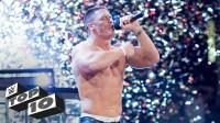 WWE十大叱咤风云流行歌手 塞纳即兴玩freestyle 杰里柯热血唱摇滚