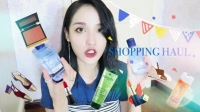 【YunyUnyuN_】67月巨型shopping haul购物分享(有抽奖)
