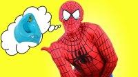 蜘蛛侠和蝙蝠侠起床就打架 搞笑蜘蛛侠来了第二季