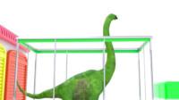 恐龙开车 恐龙动画片 侏罗纪世界动画片 恐龙总动员 宝宝巴士恐龙乐园恐龙当家45