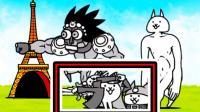 ★猫咪大战争★番长, 魔剑士猫, 小偷猫的铁三角组合 #G4★酷爱娱乐解说