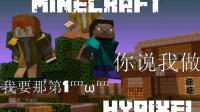 ★我的世界★Minecraft《多人Hypixel服务器小游戏 你说我做》