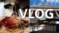 """50英镑的汉堡龙虾和""""老李""""步枪 (Vlog)英国我来了#2"""