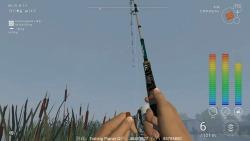 【钓鱼星球】三角洲20多分钟拉满500kg鲟鱼教程