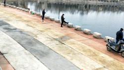 农村野湖出大鲫鱼,被钓上的不低于半斤,引大量钓鱼妙手,过瘾