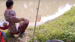 野河好欠好钓鱼,不是取决什么饵料,这才是最重要的