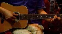 赛平吉他教学《民谣吉他教程六》和弦级数推导理解 重要