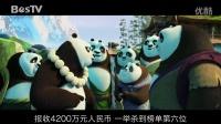 《星战7》三连冠《功夫熊猫3》点映爆棚 160126