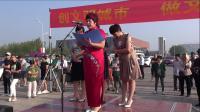黄骅市千人魅力女人展示旗袍秀的风采