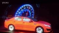 KIA-3D车模异形拼接汽车投影秀