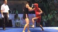 2004年首届中韩武术散打对抗赛 007 男子65kg 赵光勇(中国)VS 郑圣勋(韩国)