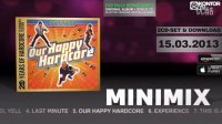 Scooter 20周年2CD特辑Our Happy Hardcore (Minimix)