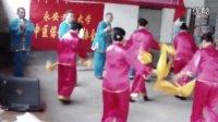 永安老年大学中医保健草药学会重阳节联欢活动