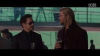 超級英雄玩激吻《複仇者聯盟2:奧創紀元》片場搞笑花絮
