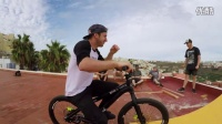 視頻: 幕后花絮 - Danny MacAskill在城鎮屋頂驚險瘋狂的玩命瞬間