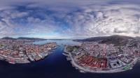 挪威旅游局VR全景视频:卑尔根