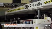 KUKA omniMove以毫米级精度运送空客A380飞机部件 - 技术详情