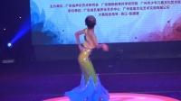 罗蔼琳-2017广东省中小学师生艺术比赛-傣族舞《傣家小妹》