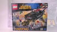 乐高LEGO 超级英雄 76087蝙蝠喷气机