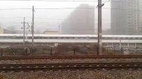 2013年1月12日石家庄石纺桥火车视频