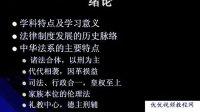 中国法制史 32讲 全套高清原版加Q418768025 吉林大学