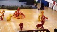 中小学生课间民族特色活动展示,都匀代表队——舞龙
