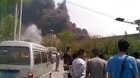 2013年4月27日中午临沂市河东区再生资源公司火灾现场