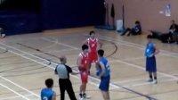 全港運動會男子籃球比賽:觀塘區 VS 荃灣區 (第一選段) 20130528