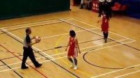 全港運動會籃球比賽:荃灣區 VS 九龍城區 (第二選段) 20130528