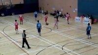 全港運動會男子籃球比賽:觀塘區 VS 荃灣區 (第二選段) 20130528