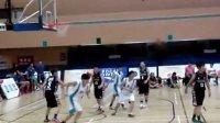 全港運動會女子籃球比賽:油尖旺區 VS 元朗區 20130601-1