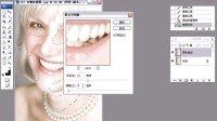 Photoshop教程04 除去面部皱纹_PS人物数码照片处理技法视频教程