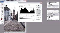 Photoshop教程19 调整透视变形的照片_PS人物数码照片处理技法视频教程