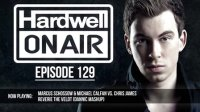 【Dj电音吧】Hardwell On Air 129 (Co-Hosted by Dannic)