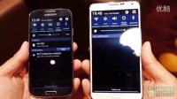 Samgsung Galaxy Note 3 hands-on