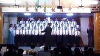 黑龙江鹤岗市基督教会兴山堂2008圣诞联欢01