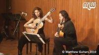 梁祝二重奏 - Gabriel Guillen and Victorial Zhadko -古典吉他