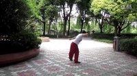 2011年上海小区我跳翻身农奴把歌唱