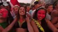 Nicky Romero和David Guetta和Afrojack联手明日世界2013音乐节