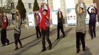 庆城女职工业余健身舞23